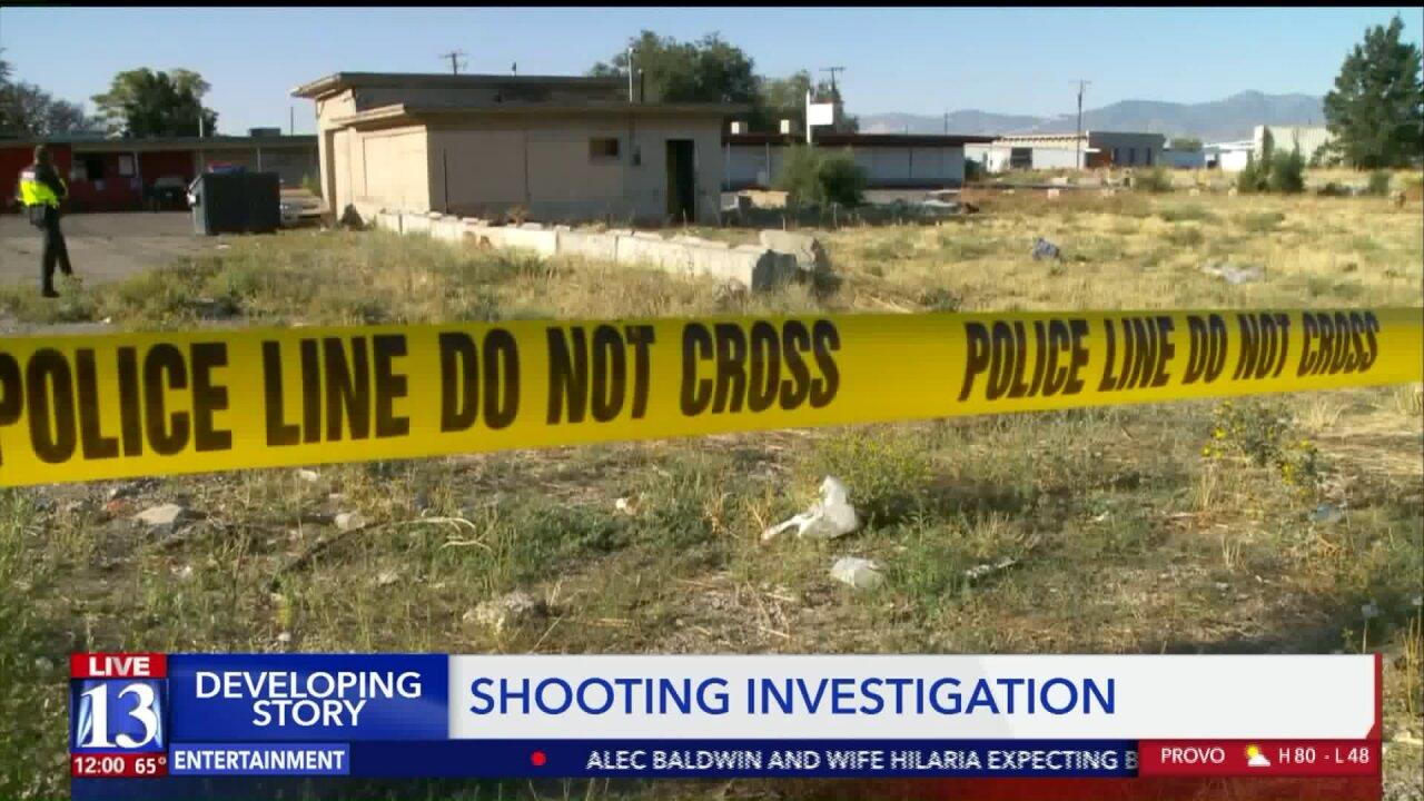 Police investigating shooting in Salt Lake City after victim arrives athospital