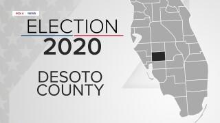 DeSoto County 2020 General Elections sample ballots