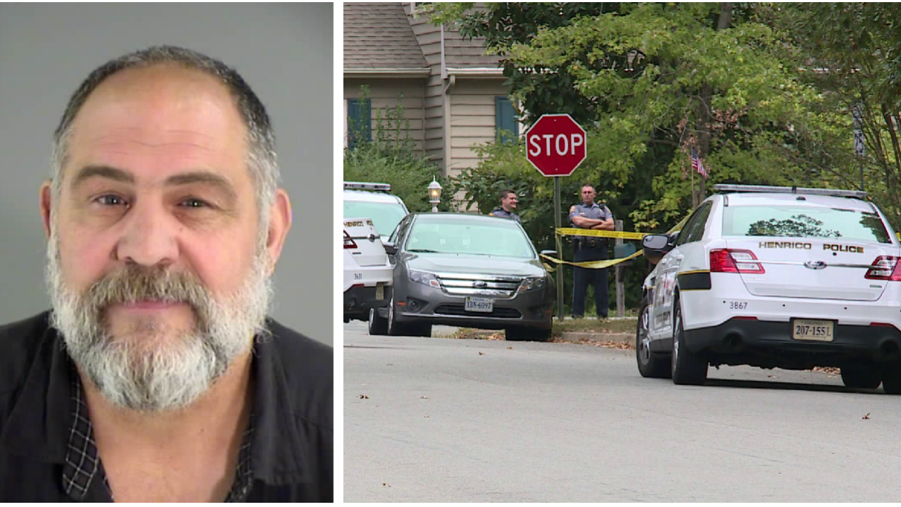 61-year-old man accused of murdering stepson inHenrico