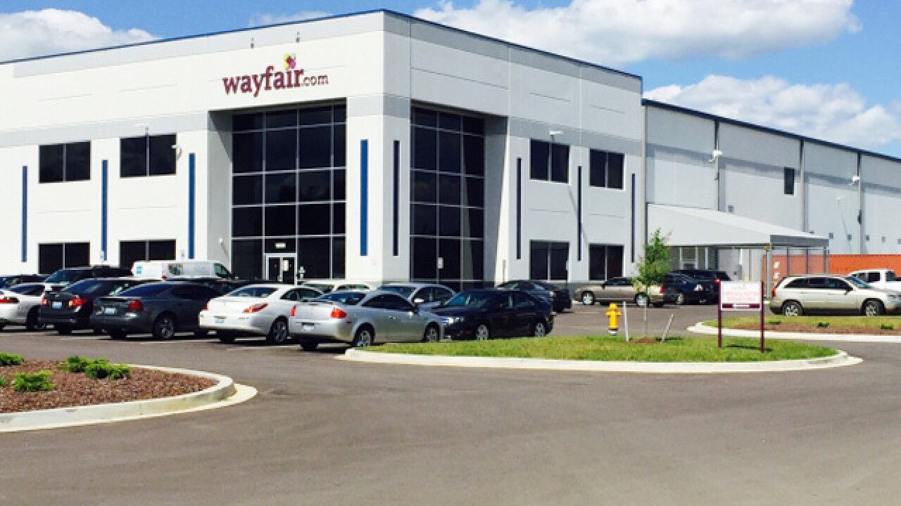 Online Furniture Seller Wayfair To Open A Store In Florence