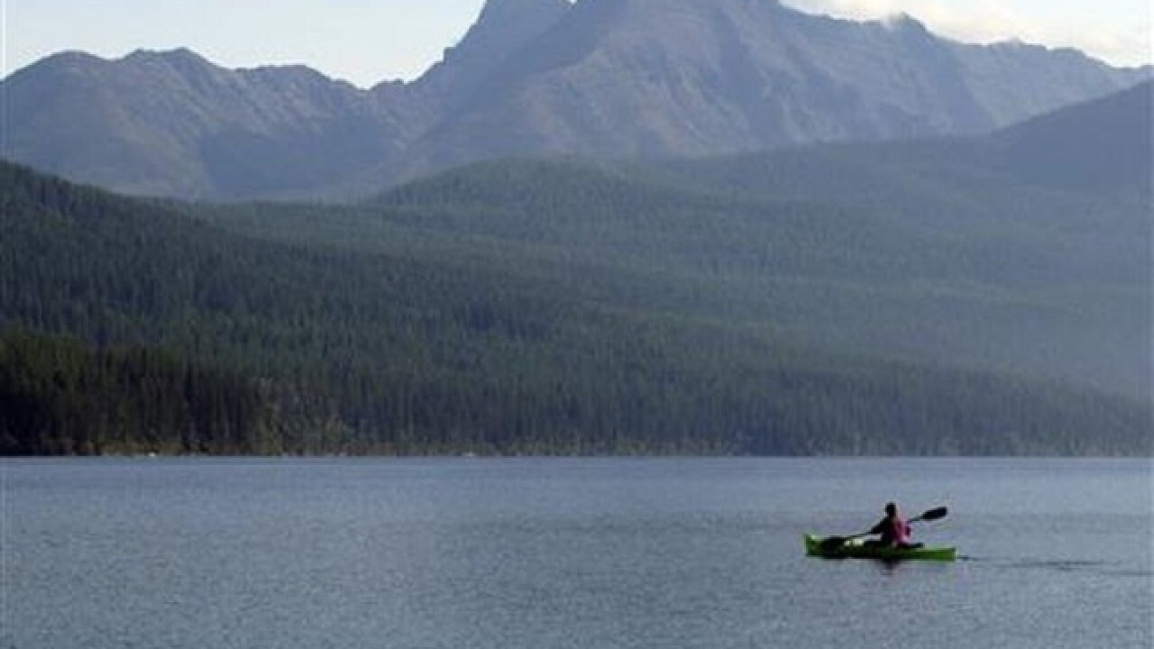 Grizzly kills mountain biker near Glacier National Park