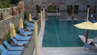 pool by Karol Olson