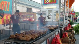 PHOTOS: Indiana State Fair opens Friday