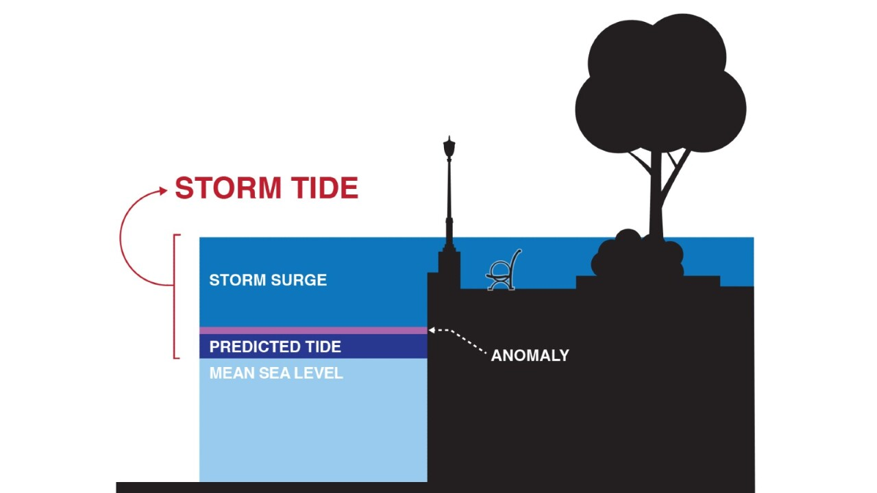 Explainer: What is 'storm surge'