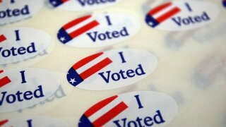 Curbside drop off for Vote by Mail ballots