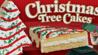 Little Debbie Christmas Tree Cakes Now Come In Ice Cream Form