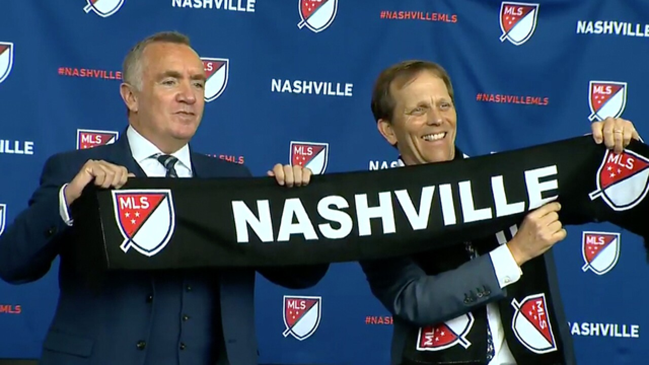 Ian Ayre Named First CEO Of Nashville MLS