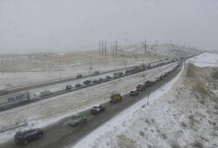Mesa Ridge Parkway crash