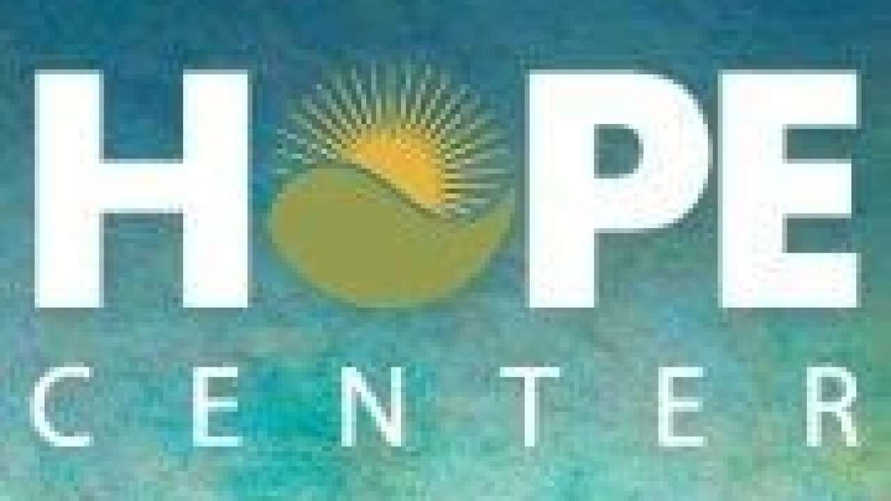 Hope Center Calls For Donations