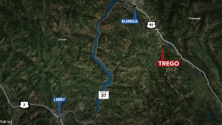 Trego Murder Map