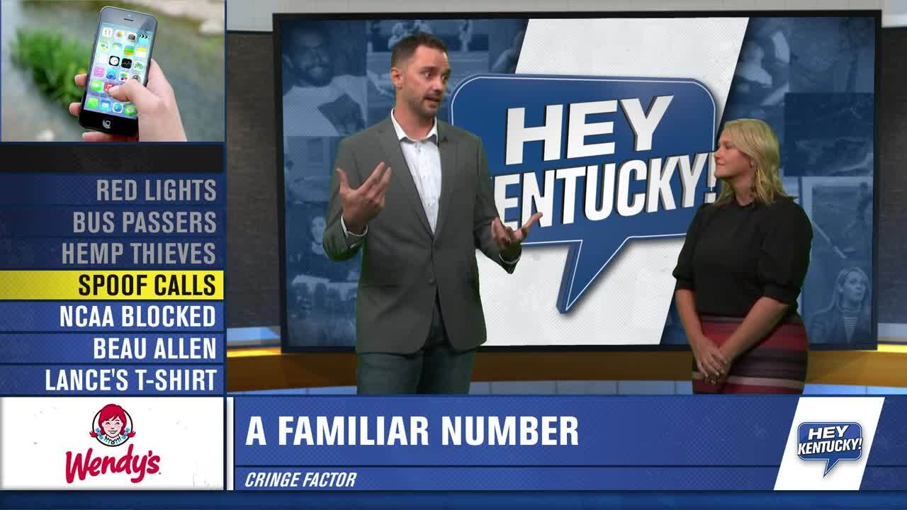 Josh and Mary Jo on Hey Kentucky! 09-09-19
