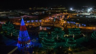 Marana Tree Lighting Festival 2017