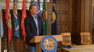 Bullock announces new unemployment benefits, backs local jurisdictions on COVID restriction