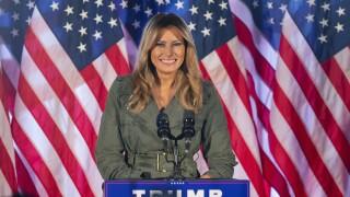 Election 2020 Melania Trump