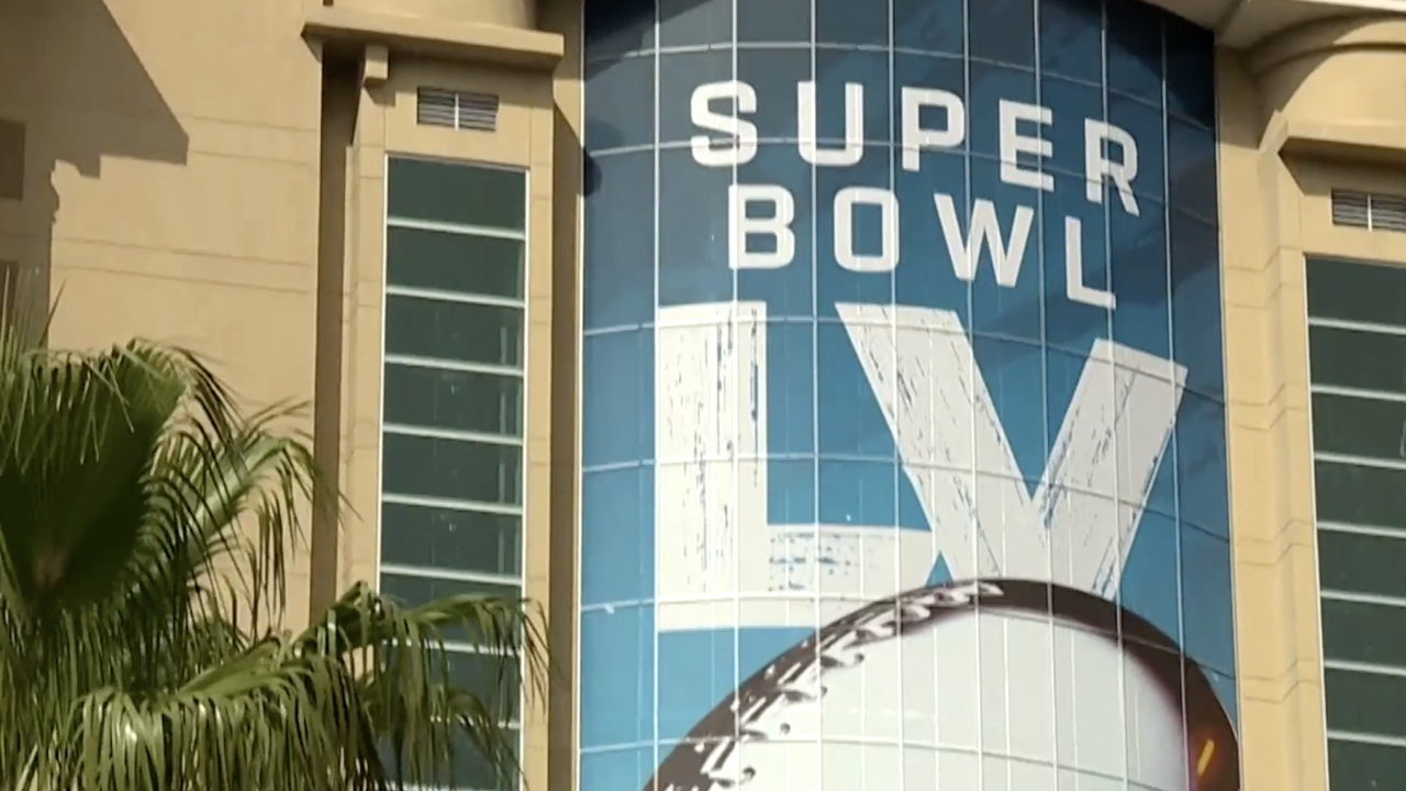 For cities that hold major sporting events like the Super Bowl, the job of hosting requires a major financial investment.