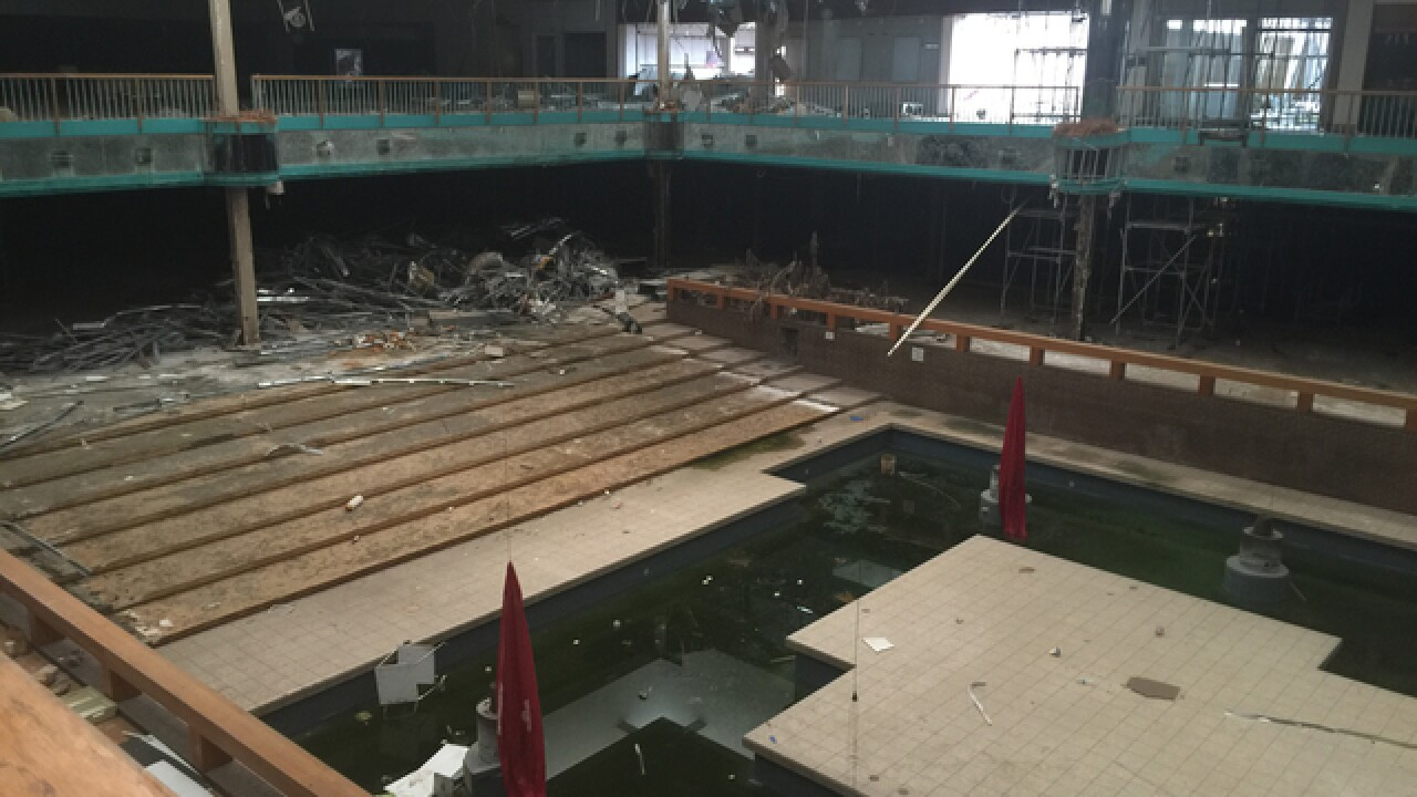 PHOTOS: Look inside Metro North Mall