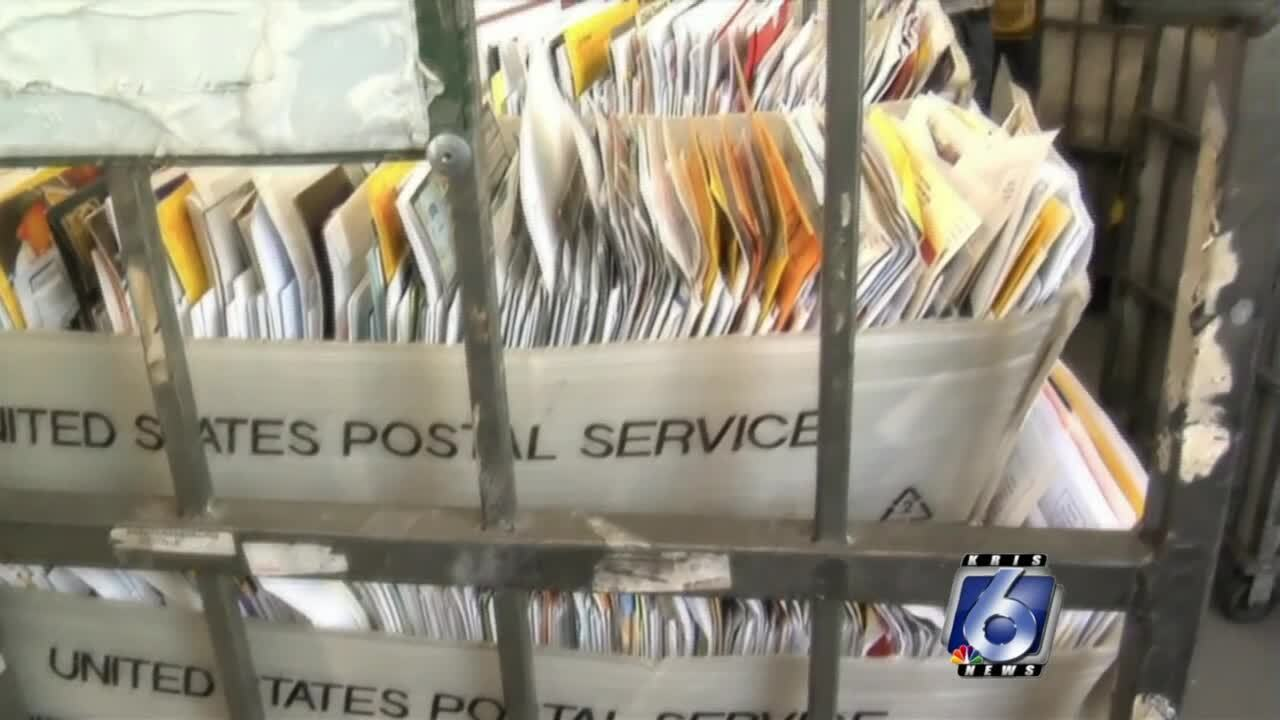 The U.S. Postal Service suggests mailing your holiday packages early this year