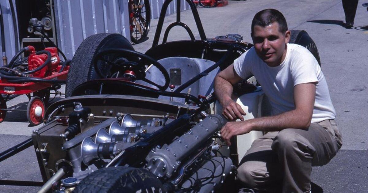 Louis 'Sonny' Meyer Jr., Indy 500 engine builder, dies at 89