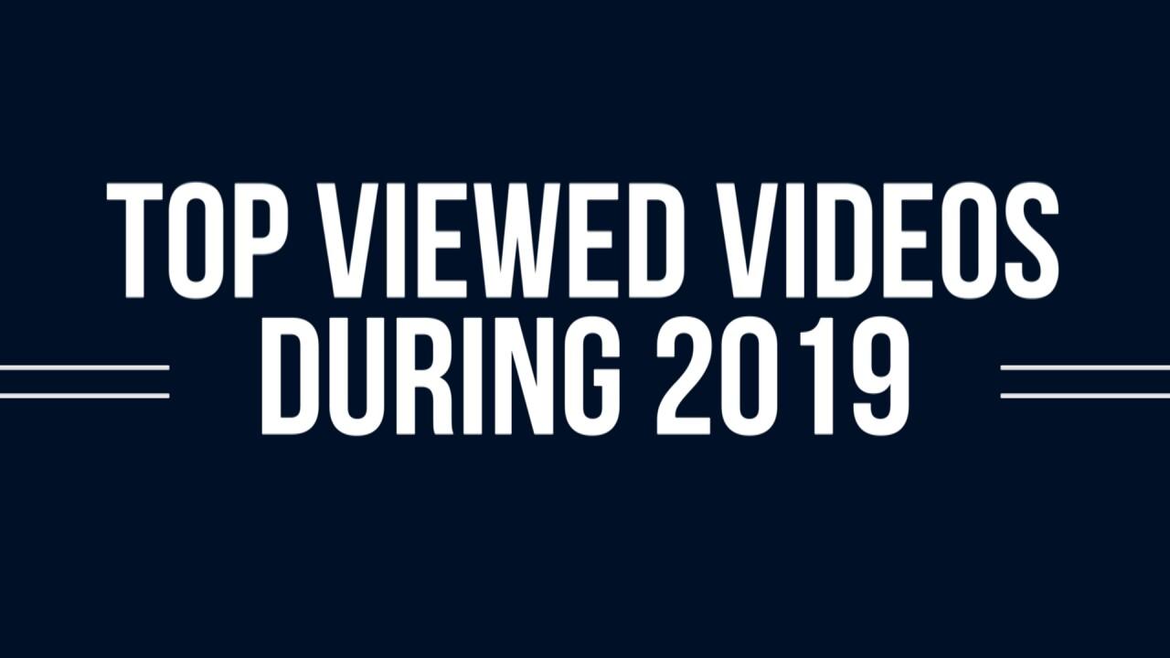 Top Viewed 2019