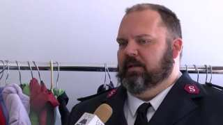 Our Community First: Salvation Army