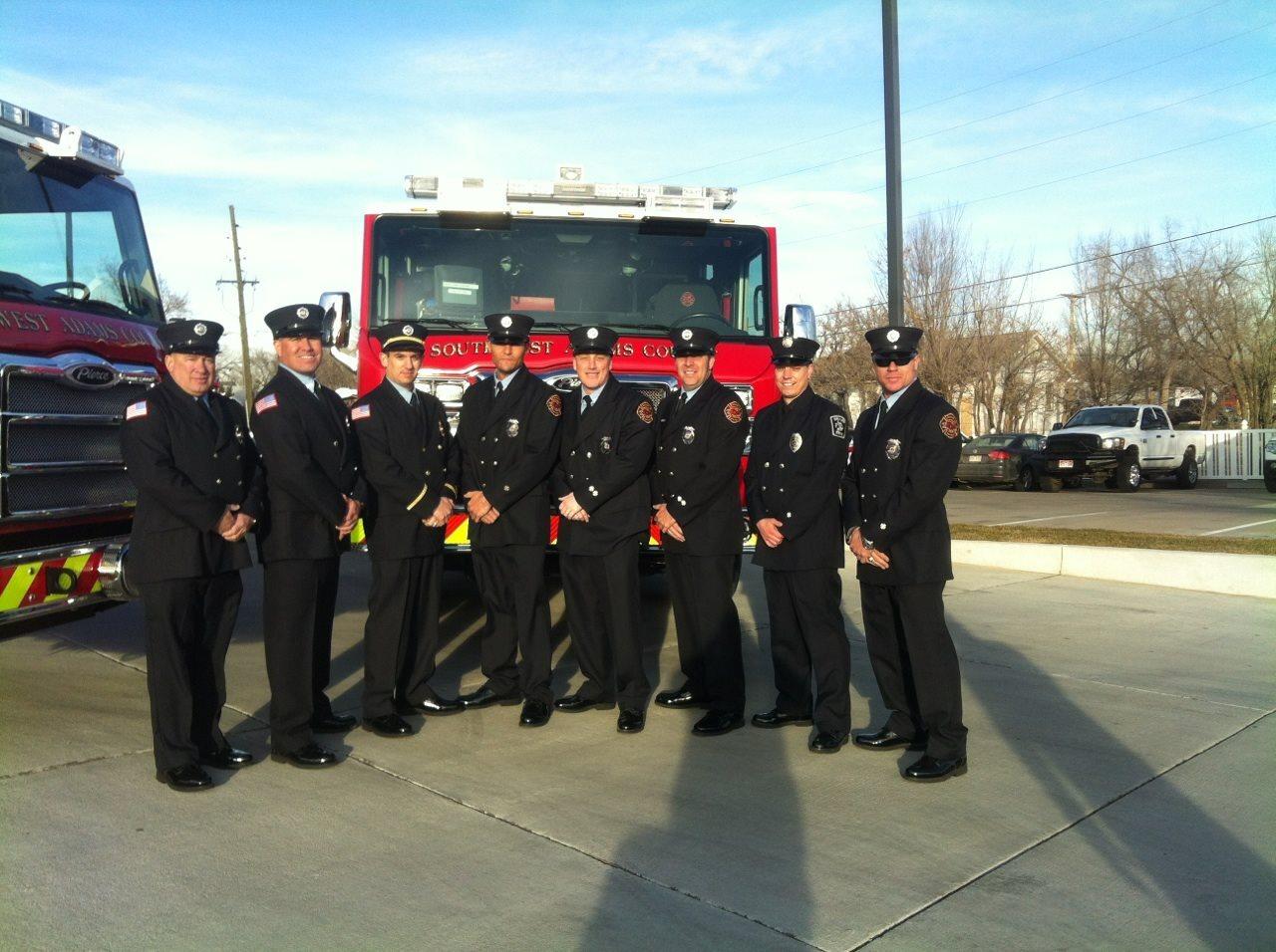 Southwest Adams County Fire District