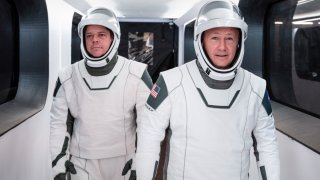 SpaceX Spacesuits