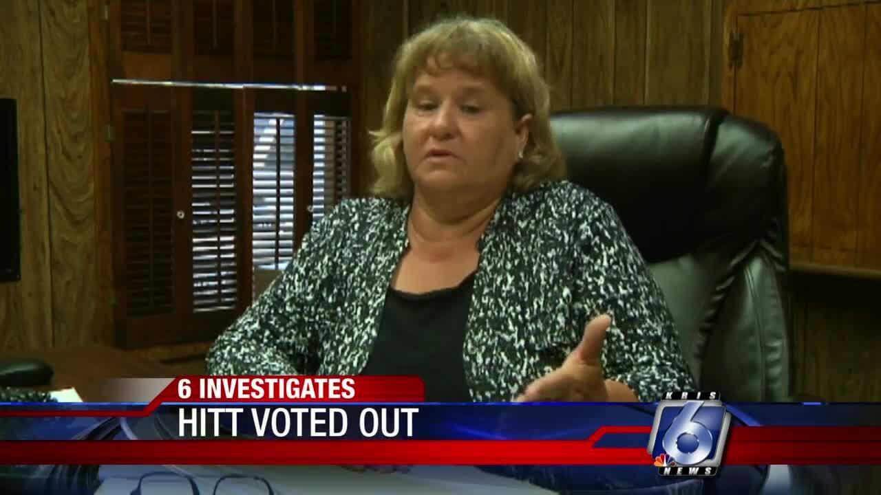 Former Taft City Manager Denise Hitt