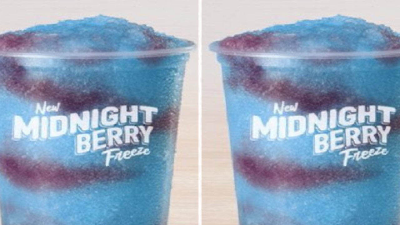 Taco Bell Is Releasing A New Space-themed Freeze Flavor In 2021