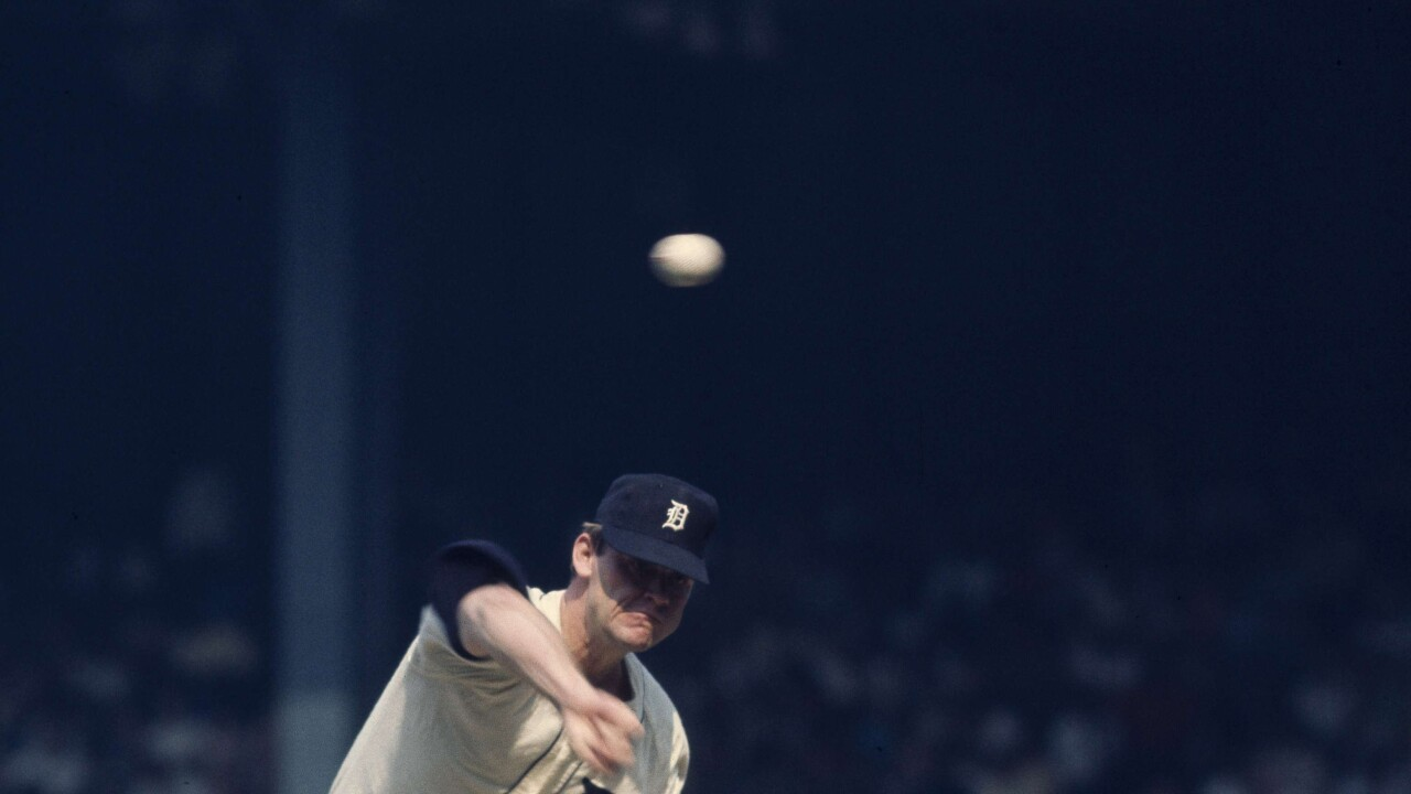 Former Detroit Tiger Denny McLain prepares to sell massive amount of sports memorabilia this weekend