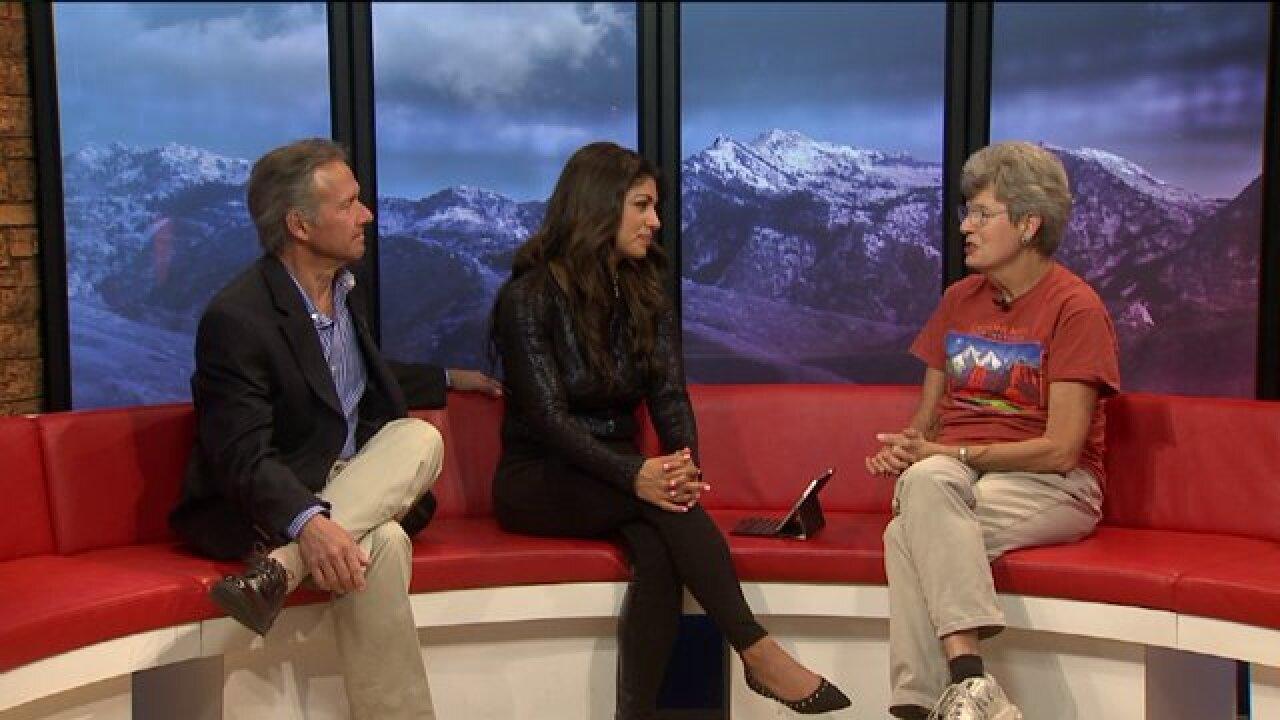Utah outdoors provides health benefits, expertssay