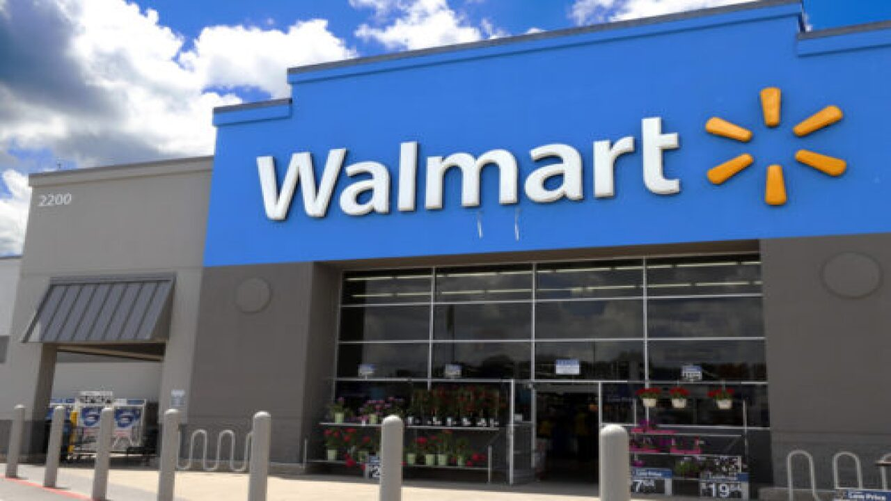 'Secret Santa' Paid Off $50,000 In Layaway Balances At Walmart