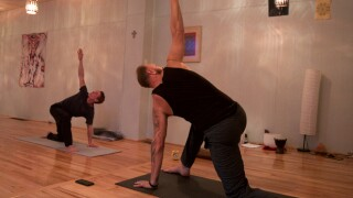 Once a drug user, NKY man now teaches yoga to people in recovery