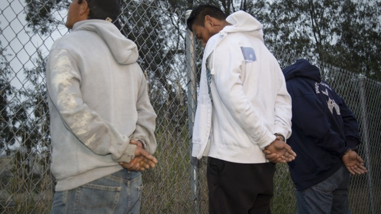 ICE arrests 115 in Southern California