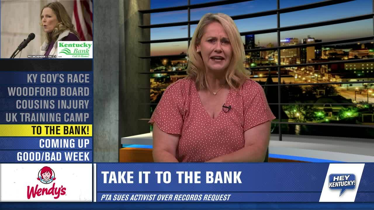 Mary Jo on Hey Kentucky! 08-16-19