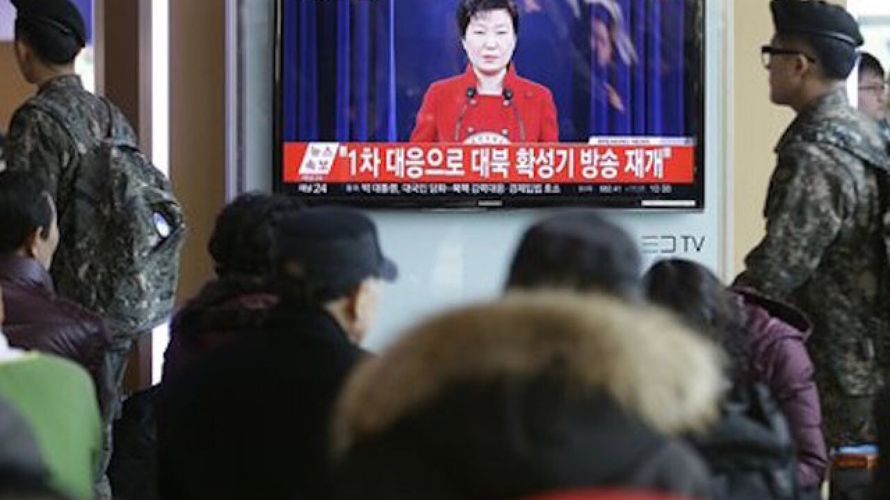S. Korea calls for Chinese help to punish North
