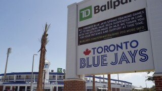 Blue Jays president expects four-week spring training before season