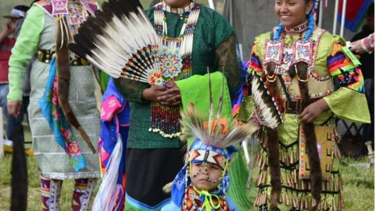 18th Annual Indian Market & Powwow