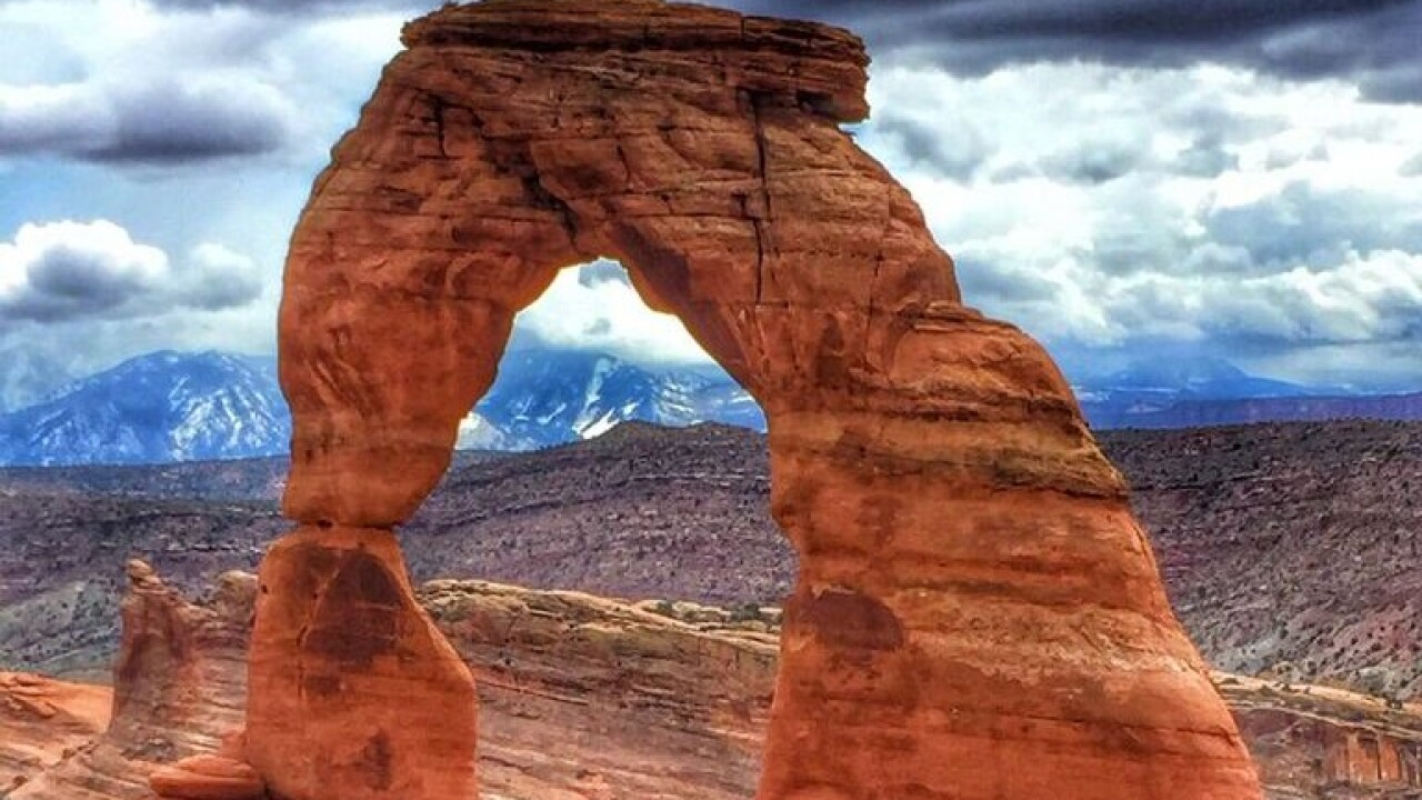 Skip the line at Arches National Park, pay ahead online