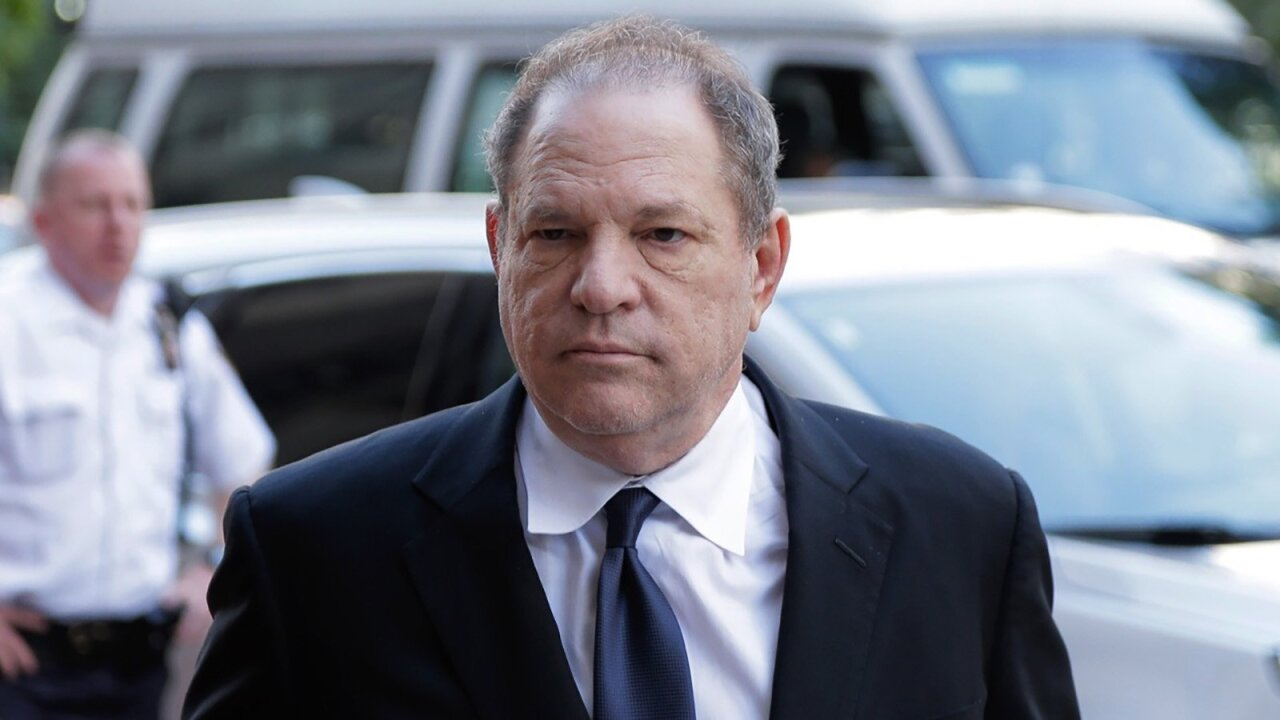 Harvey Weinstein pleads not guilty to new predatory sexual assault charges