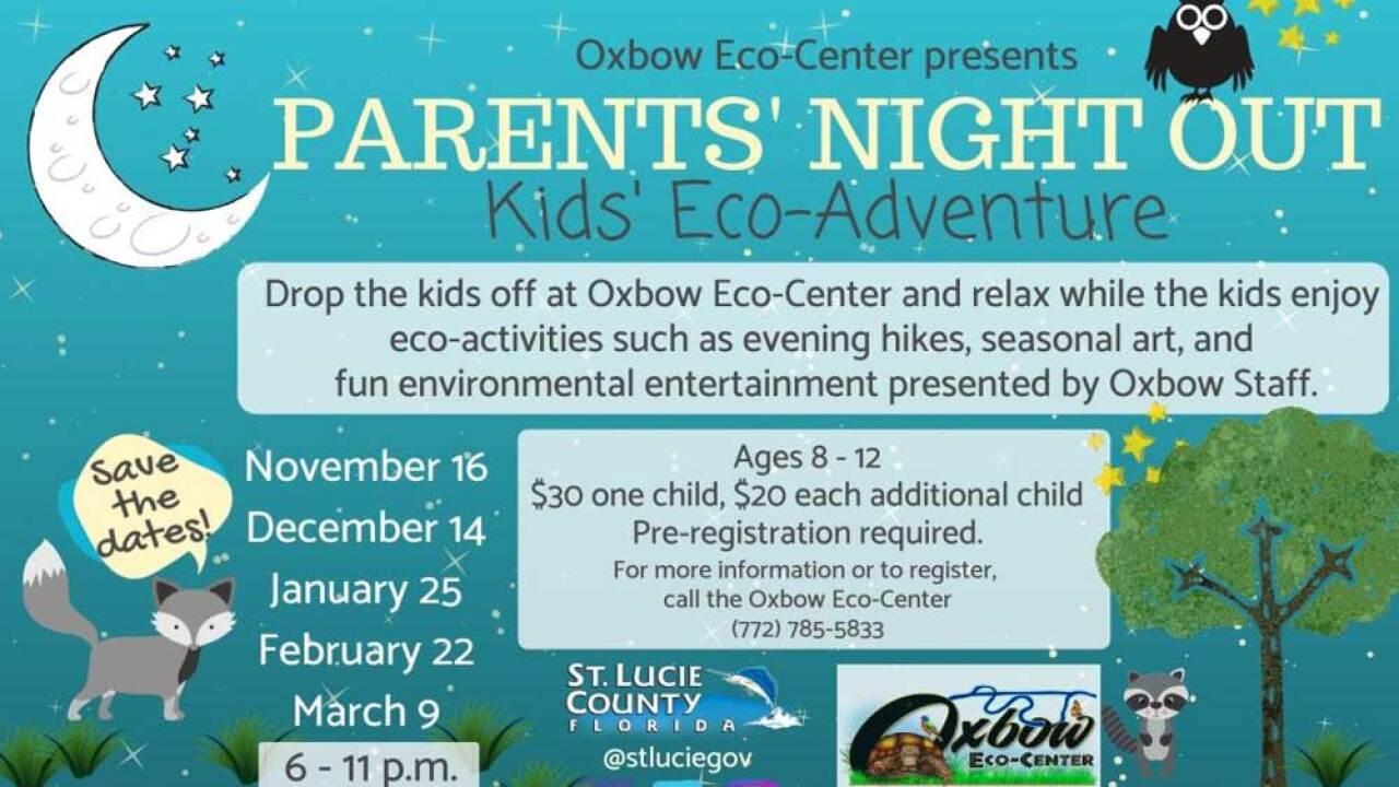 Oxbow Eco-Center Kids' Eco-Adventure