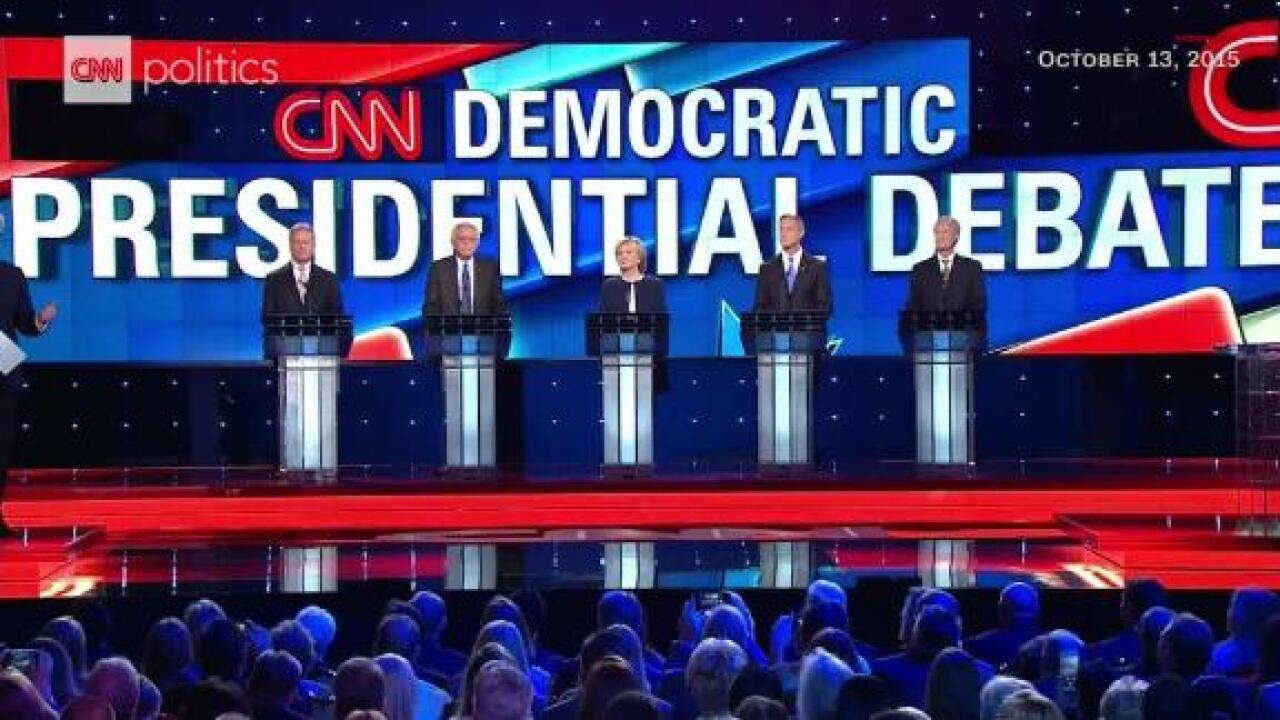 Democrats announce matchups for first round of 2020 presidential debates