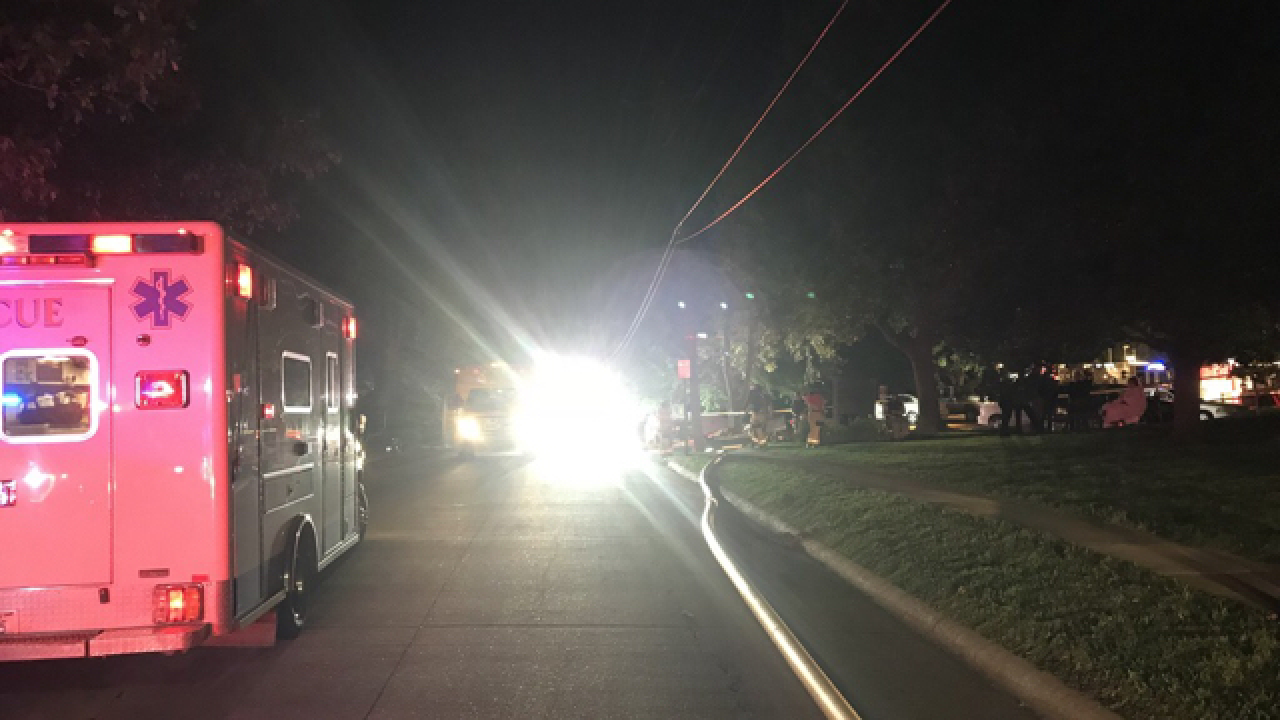 Fire displaces residents in Plattsmouth
