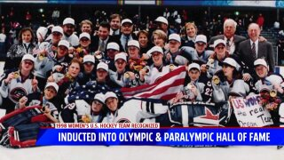 Local Woman Inducted into US Olympic & Paralympic Hall of Fame
