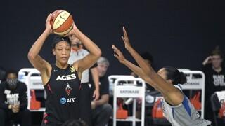 Aces Lynx Basketball