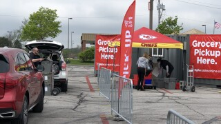 Hyvee Internet Grocery Shopping