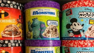 Edy's Has A New Line Of Ice Cream Flavors Inspired By Pixar Movies