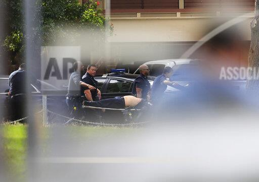 Photos: 2 officers fatally shot in Hawaii