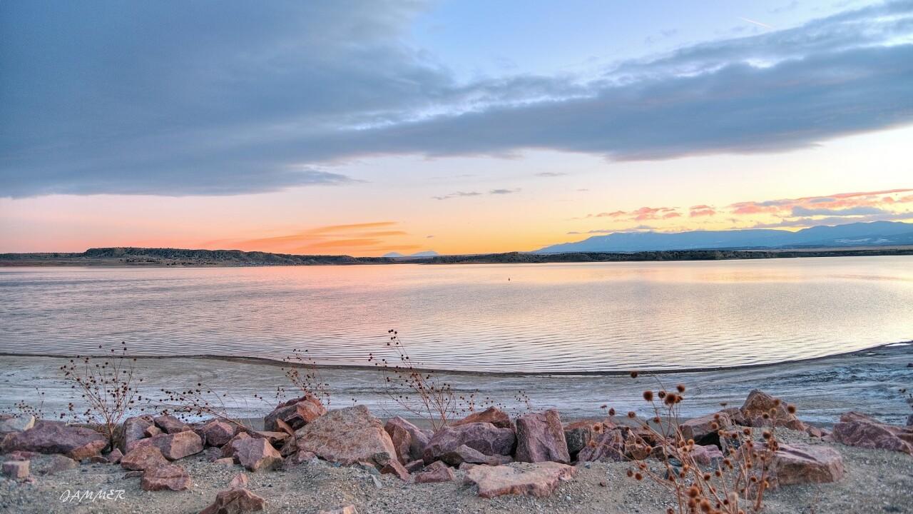 Pueblo Reservoir James Martinez