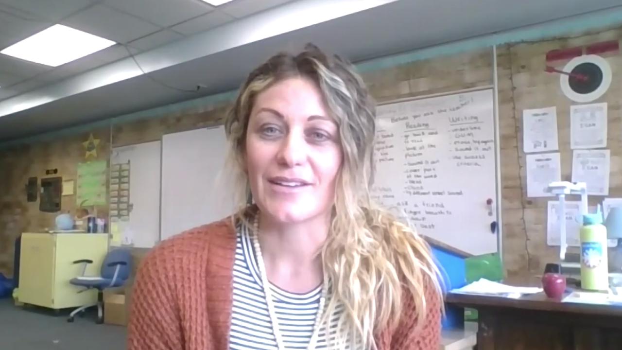 OCAT Hawthorne Teacher Kristina Fields