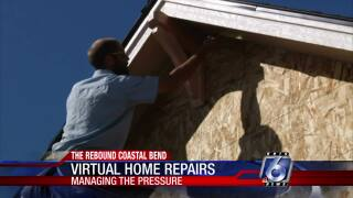 Virtual home repairs